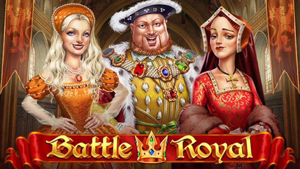 Battle Royal игровой автомат