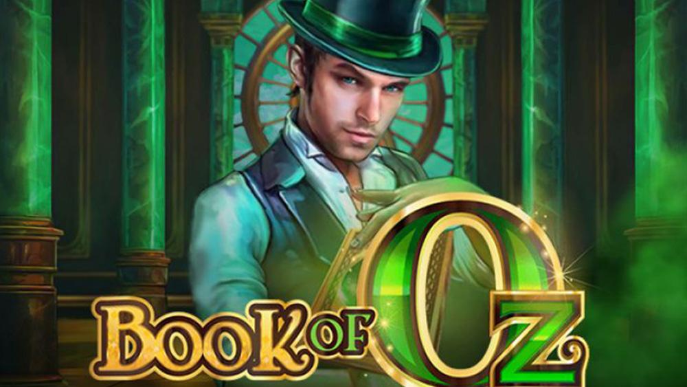 Book of Oz игровой автомат